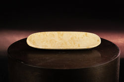 Travertine Light Tray Rectangle