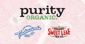 Sweet Leaf Tea Joins The Purity Organic Family!