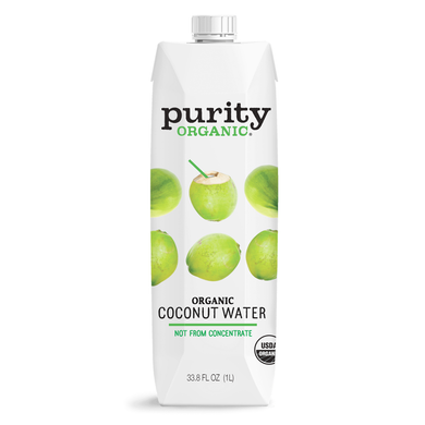 1 Liter Coconut Water (12 pack)