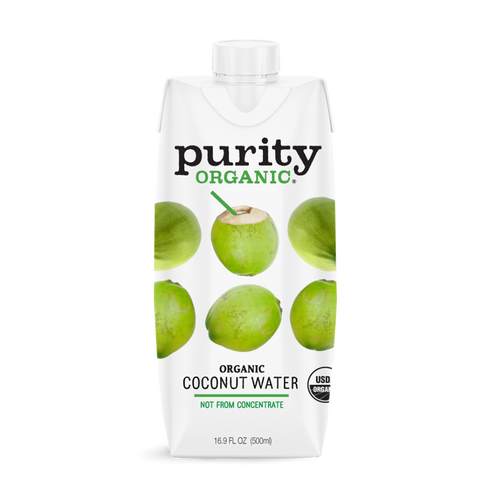 17oz Coconut Water (12 pack)