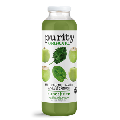 Kale Coconut Superjuice (12 Pack)