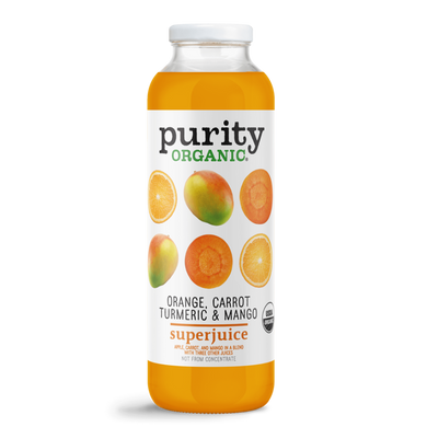 Orange Carrot and Mango Superjuice (12 Pack)
