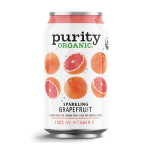 Sparkling Water - Grapefruit (Case of 24 cans)