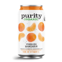 Sparkling Water - Mandarin (Case of 24 cans)