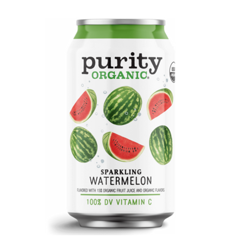 Sparkling Water - Watermelon (Case of 24 cans)
