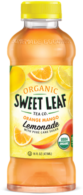 Orange Mango Lemonade (12 pack)