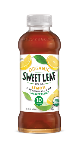 Unsweetened Lemon Tea (12 pack)