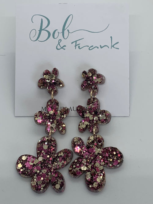 Fleur Earrings by Bob & Frank (Variant 2)