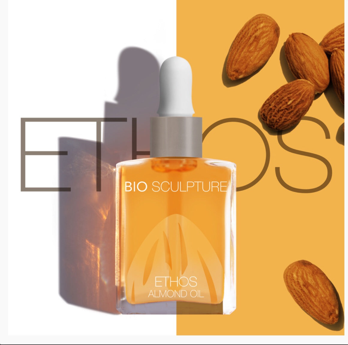 ETHOS Almond Oil 14ml by Bio Sculpture