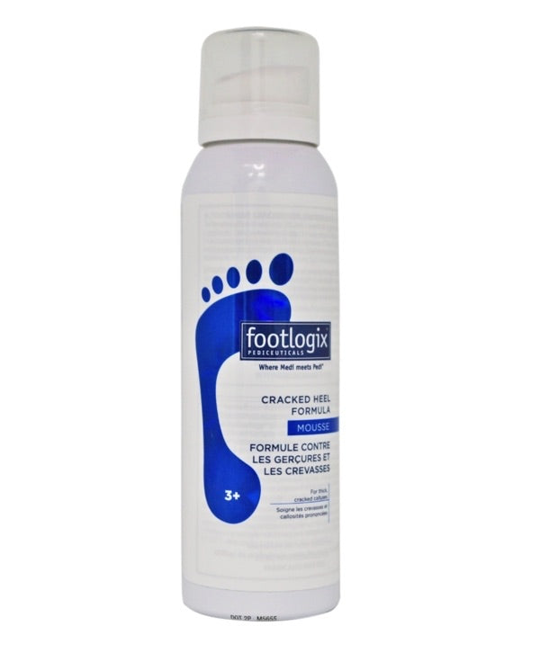 Footlogix Cracked Heel Formula Mousse 125ml