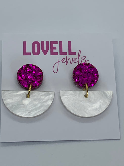 Lunar Earrings by Lovell Jewels (variant 4)
