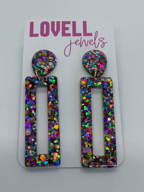 Mini Pop Earrings by Lovell Jewels (variant 2)