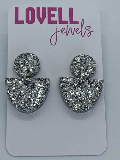Moon Earrings by Lovell Jewels (variant 3)