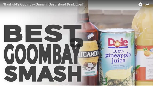 How to Make the Best Goombay Smash!