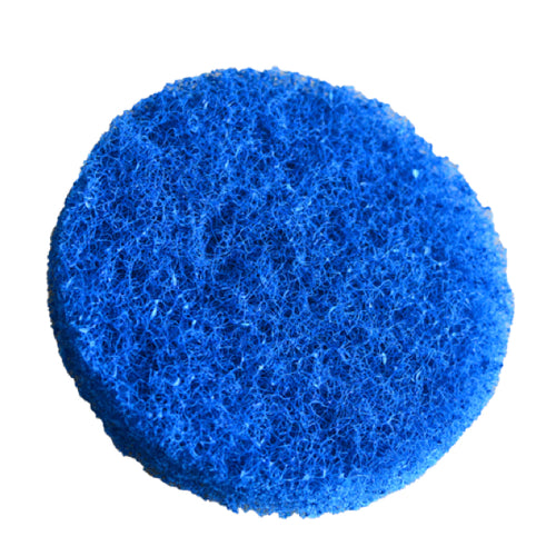 SKU #3202 Shurhold Blue Medium DAP Scrubber Pad