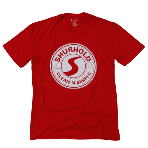 Shurhold Red Retro T-Shirt
