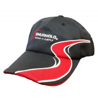 SKU #SG3 Shurhold Black and Red Fishing Hat