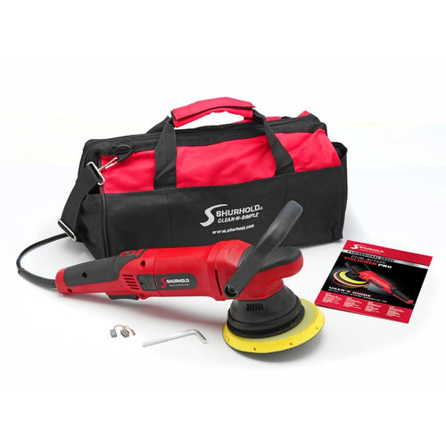 SKU #3500 Shurhold Dual Action Polisher Pro with Canvas Bag and Instruction Manual