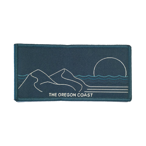 The Oregon Coast, Central Coast Iron-on Patch