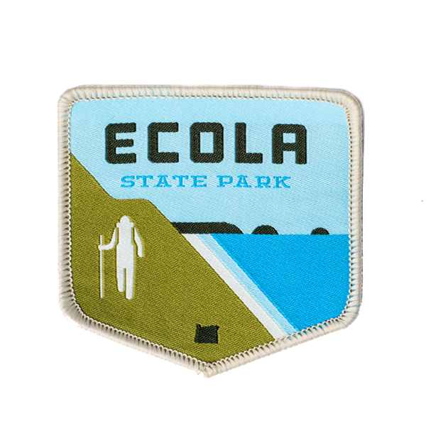 Ecola State Park Patch