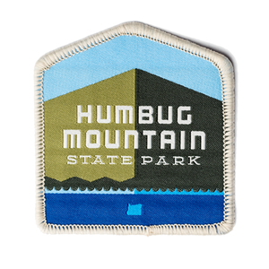 Humbug Mountain State Park Patch