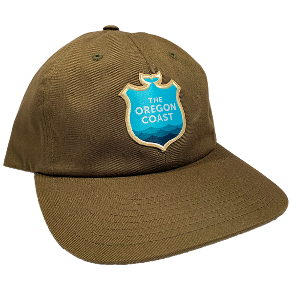 Oregon Coast Logo Patch Hat