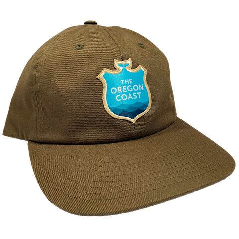 Official Logo Dad Hat - Loden