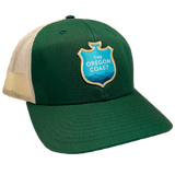 Official Oregon Coast Logo Trucker Hat