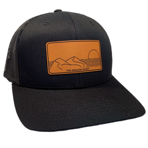 Central Coast Trucker Hat - Black
