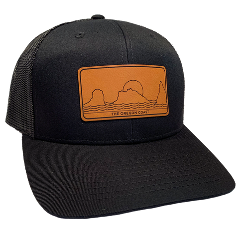 South Coast Trucker Hat - Black