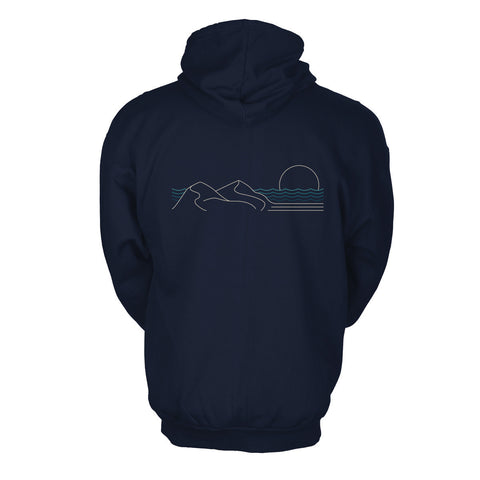 The Oregon Coast, Central Coast Hoodie