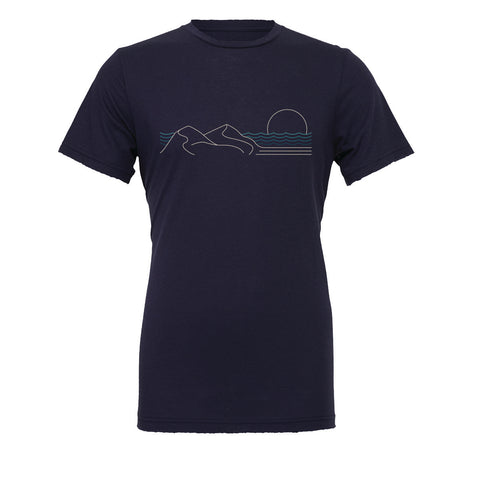 The Oregon Coast, Central Coast T-Shirt