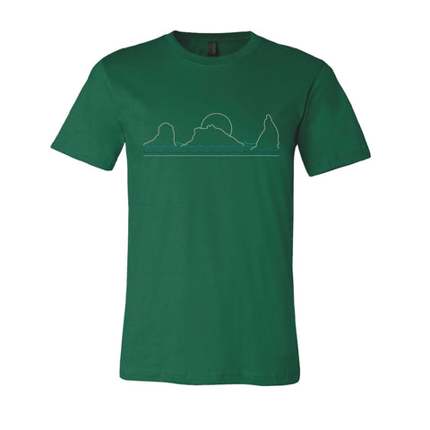 The Oregon Coast, South Coast T-Shirt
