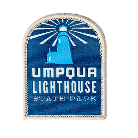 Umpqua Lighthouse State Park Patch