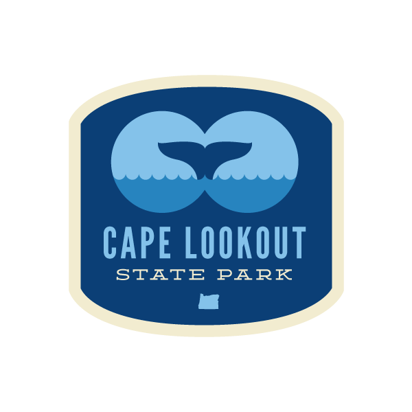 Cape Lookout State Park Sticker