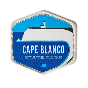 Cape Blanco State Park Patch