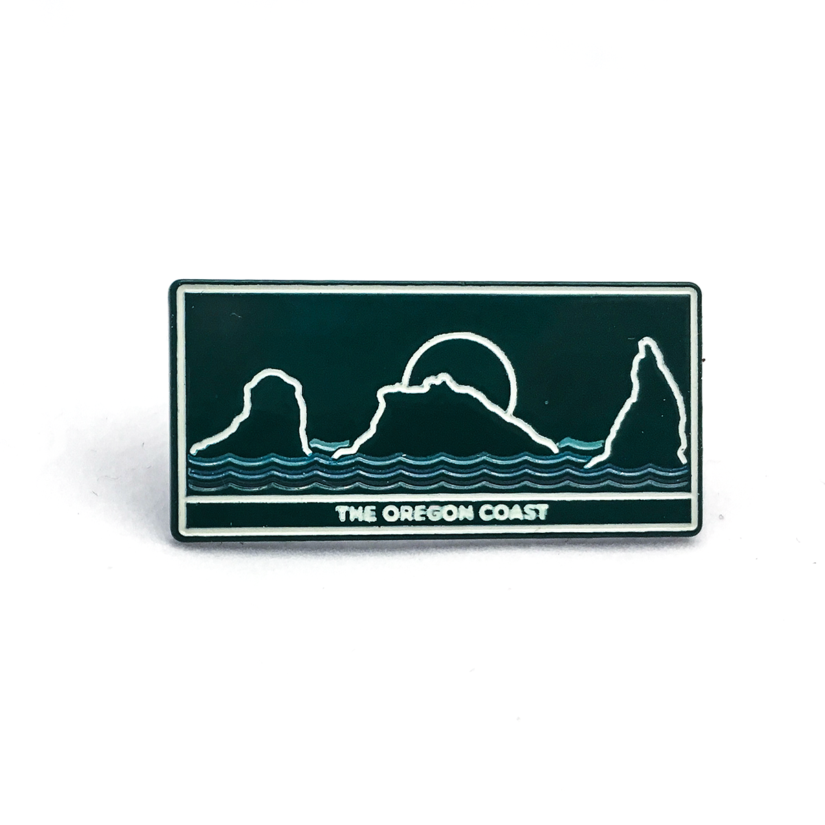 South Coast Enamel Pin