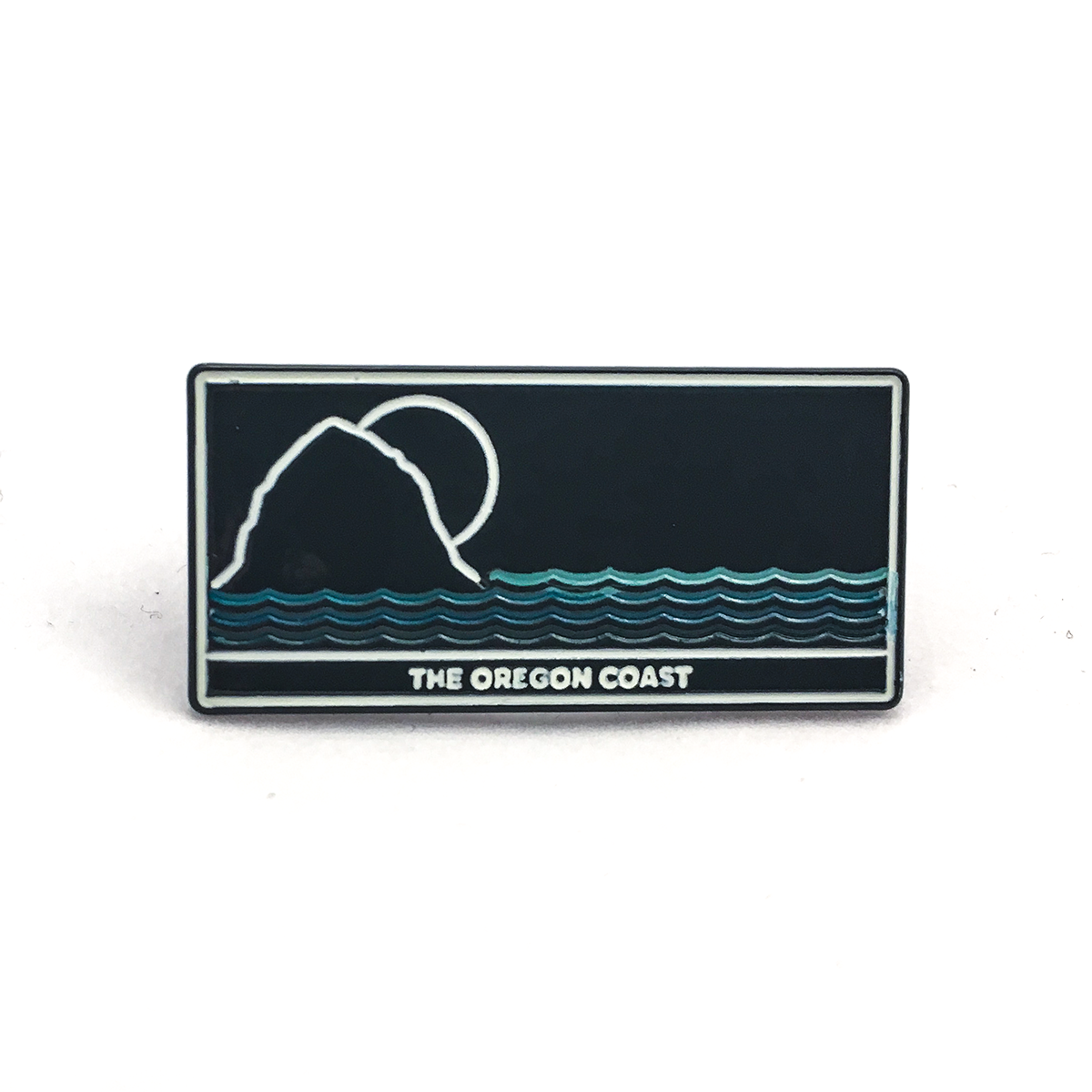 North Coast Enamel Pin