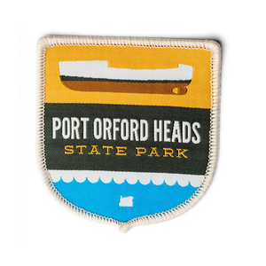 Port Orford Heads State Park Patch