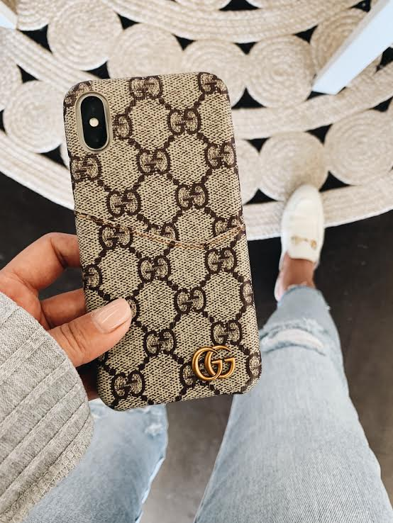 G G CARD CASE (ALL IPHONES)