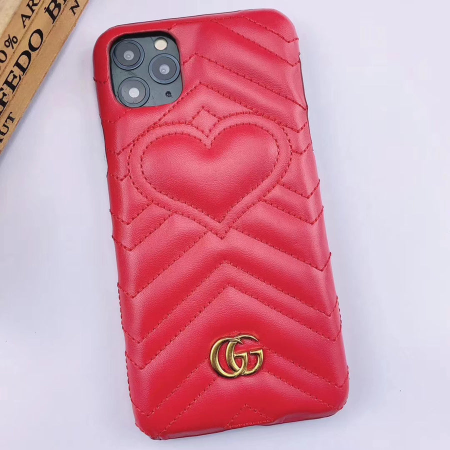 Bright Red GG Case