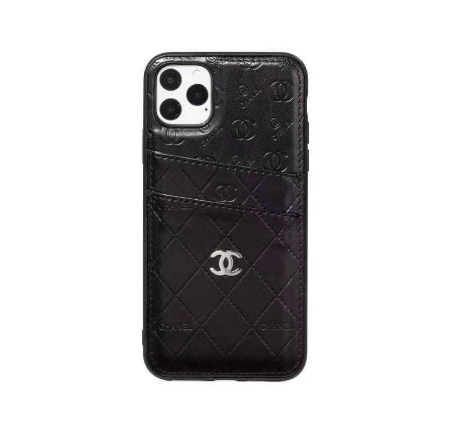 CC Card Case Black