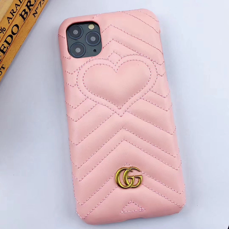 Blush Pink GG Case