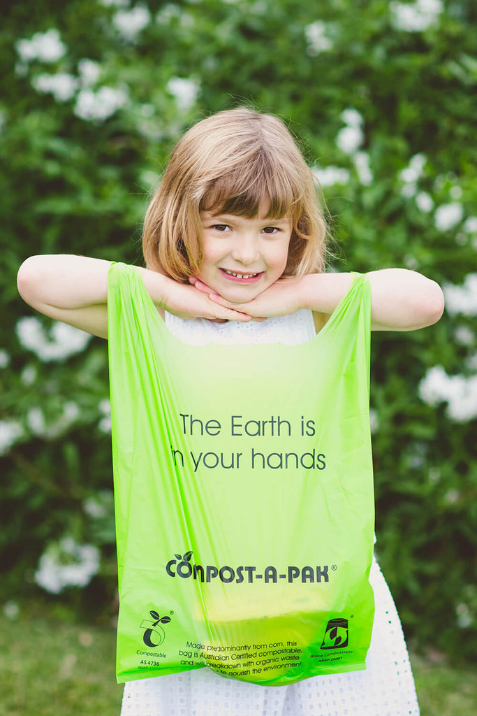 Compostapak - Singlet Small 100 Bags