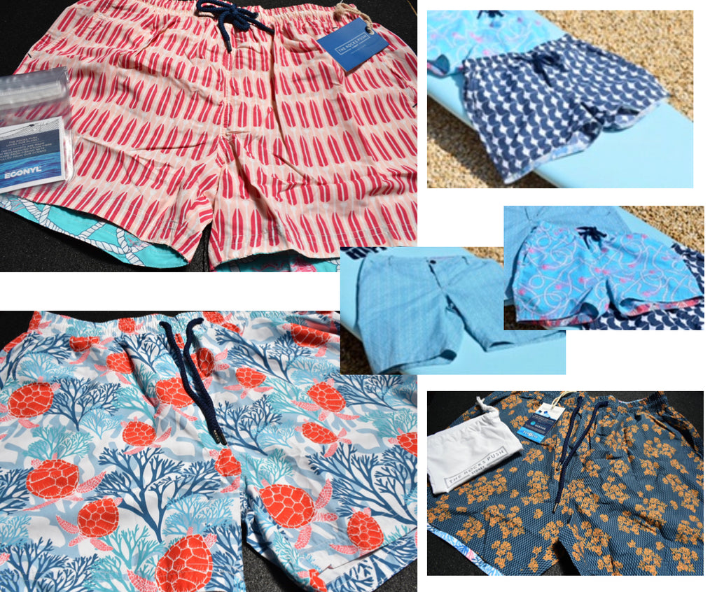 Swimwear - The Rocks Push - Boardshorts