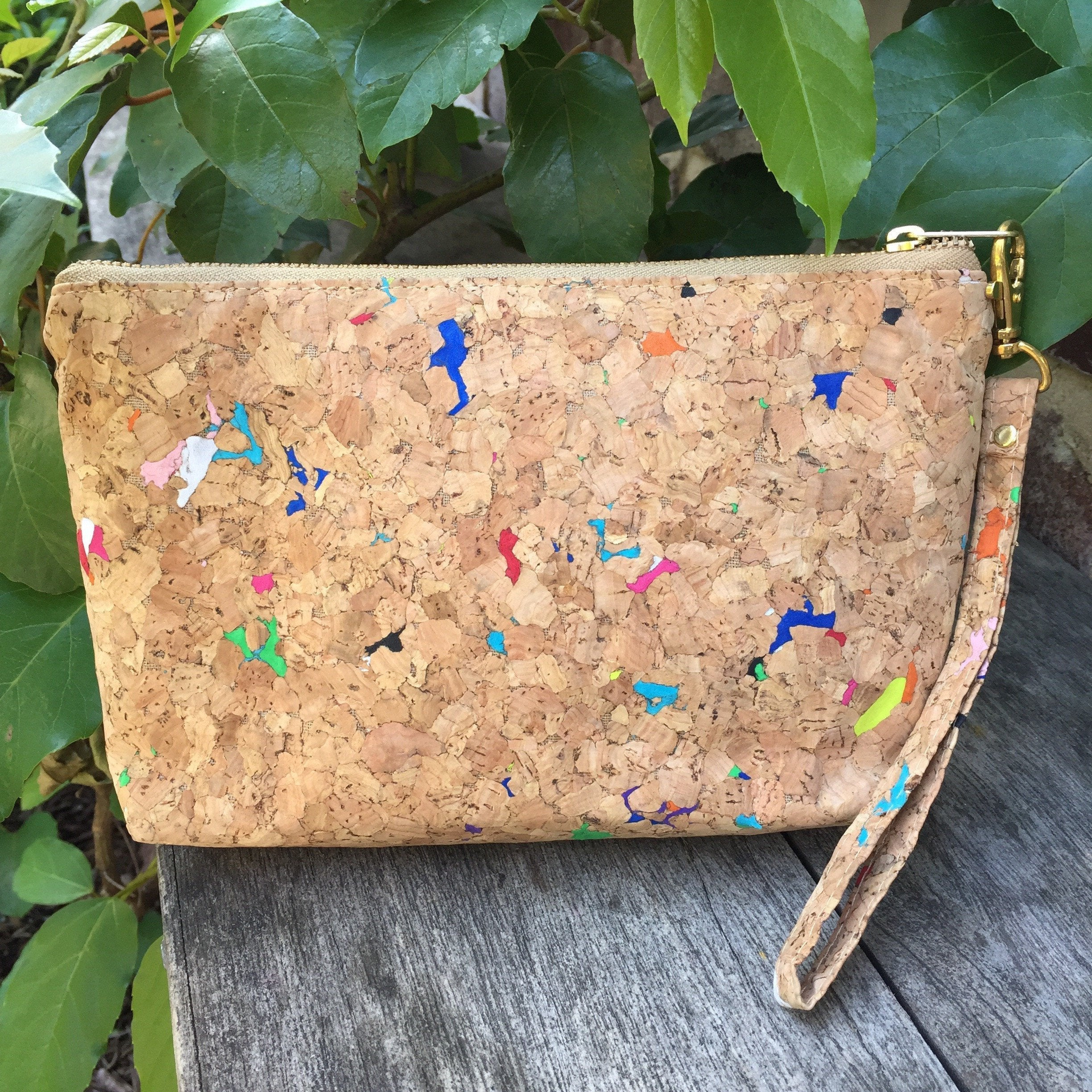 Cork - Miley Makeup Bag
