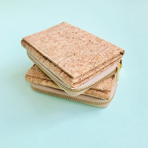 Cork - Nina Short Wallet