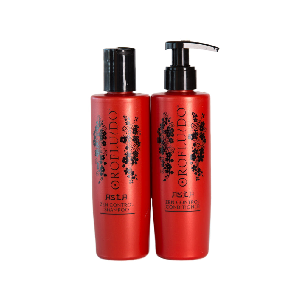 Asia Shampoo and Conditioner Duo - 6.8oz