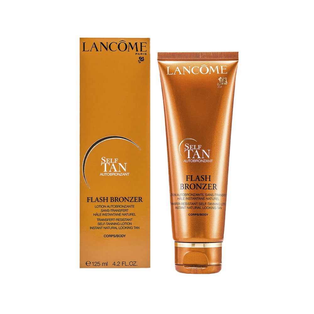 Flash Bronzer Self-Tanning Gel Instant Iridescent Tan - 4.2oz