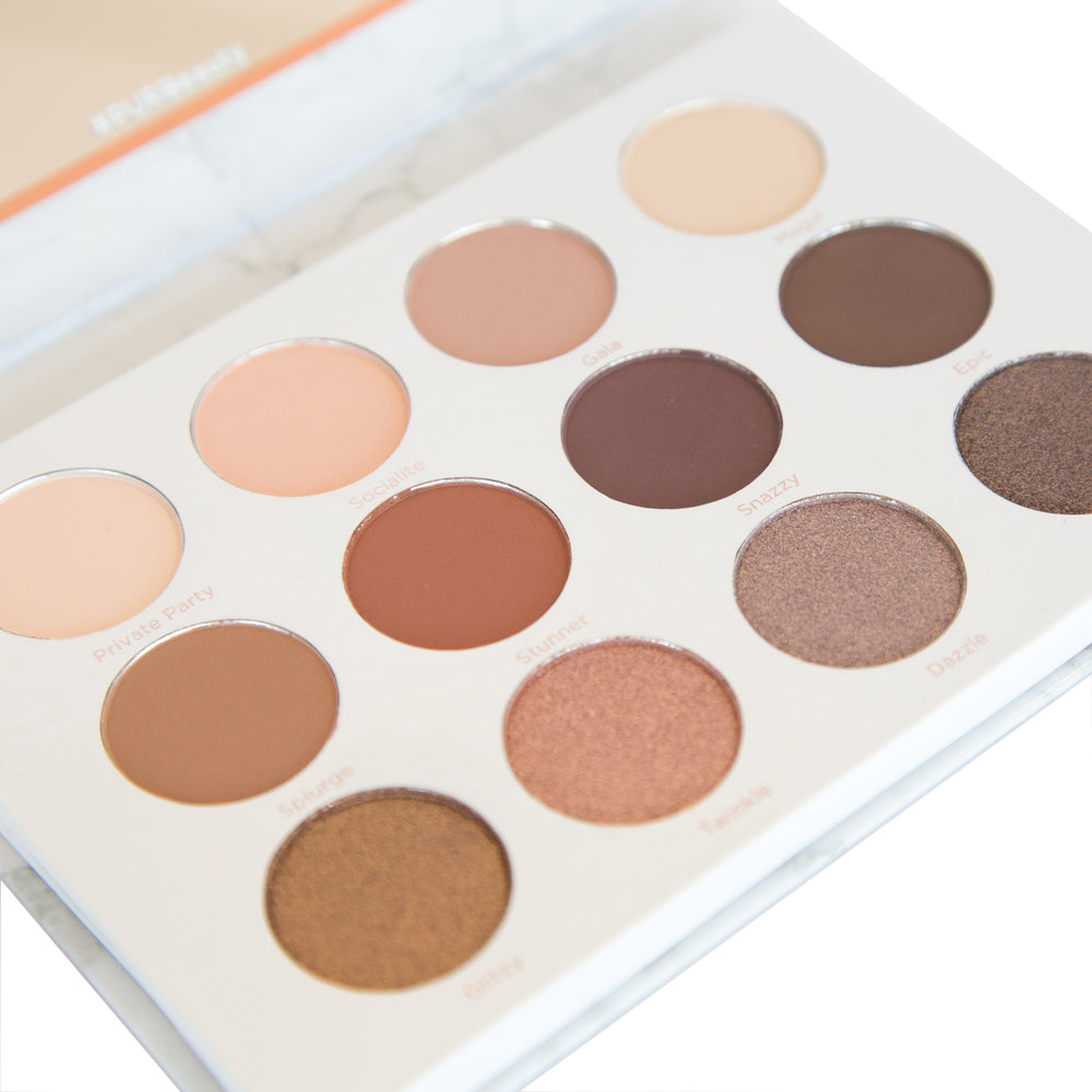 Soirée Diariess 12-Piece Eye Shadow Palette